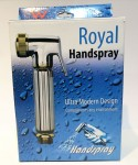 Royal Handspray Kit (High Pressure Installation)