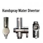 Water Divertor for Handspray