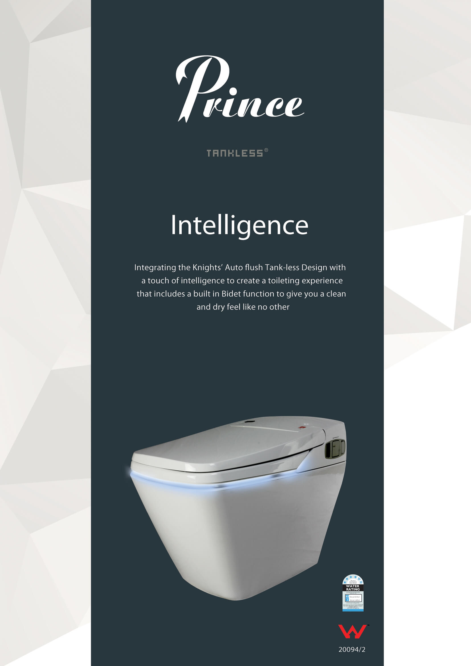 Throne Prince Ceramic The Bidet Shop