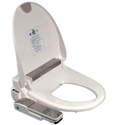 Coway BA 08 Bidet Toilet Seat Image 03  86277 zoom - Bidet Toilet Seats