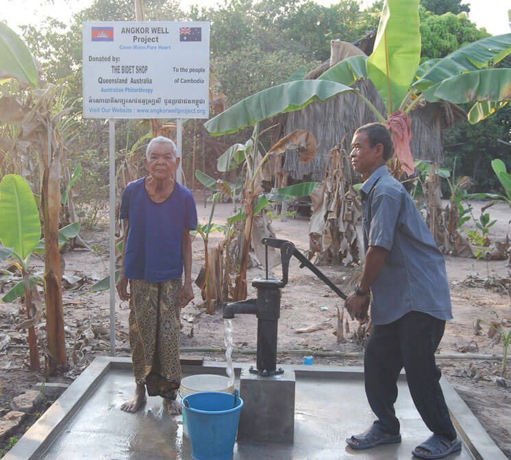 ANGKOR WELL PROJECT